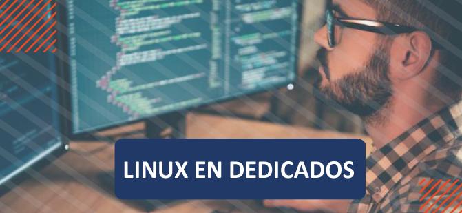 Linux en servidores dedicados