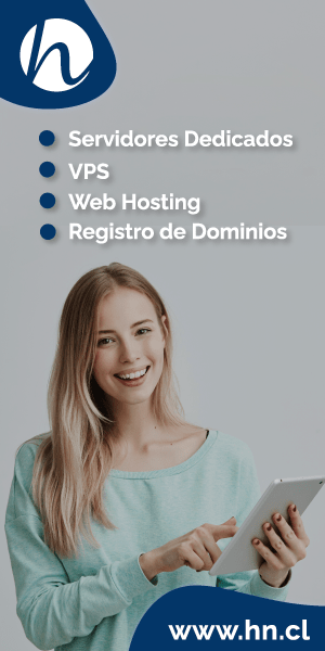 servidores dedicados VPS web hosting registro de dominios HN